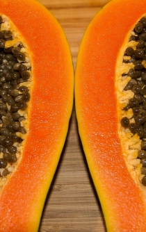 Come semillas de papaya y obtén sus beneficios