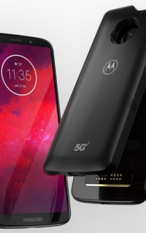 Motorola, the first to offer 5G
