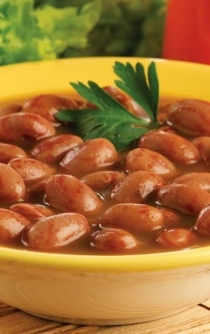 Beans can lower cholesterol levels