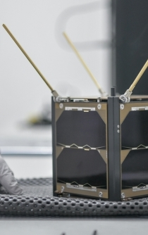 Mexican nanosatellite undergoes final trials at NASA