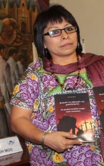 Mayan writer becomes first woman to win Native Literature of America Award