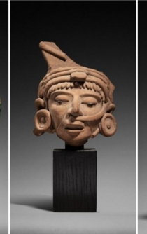 French auctioneer rejects Mexico's request to halt pre-Columbian artifacts sale