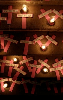 Orphans, the collateral victims of femicide