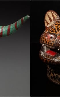Mexico's heritage was sold by French auction house