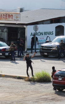 El Chapo's son was captured then freed after shootout in Culiacán