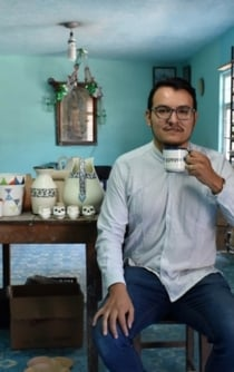 The young Mexicans supporting artisans with innovative design