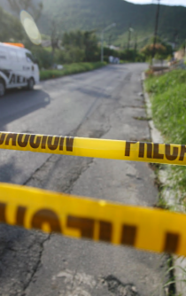 Mexican authorities found 12 bodies inside a stolen truck in Michoacán