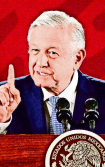 President López Obrador will have to wear a face mask