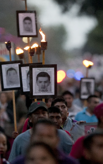 Cartel leader 'El Mochomo' was arrested in connection with the disappearance of 43 students from Ayotzinapa