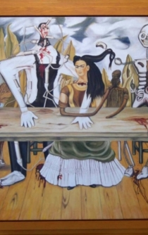 The Wounded Table: Experts dismiss art dealer's claim to have Frida Kahlo's long-lost painting