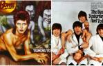 the beatles, los beatles, yesterday and today, diamond dogs, david bowie, censura, polémica, discos polémicos, discos censurados, censura musical, artistas censurados