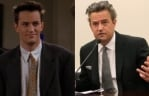 Matthew Perry, Chandler Bing, Friends, transformación, antes y después, qué pasó con chandler, actores de Friends