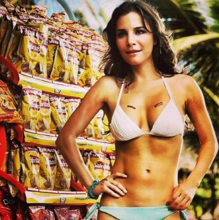 martha higareda naked