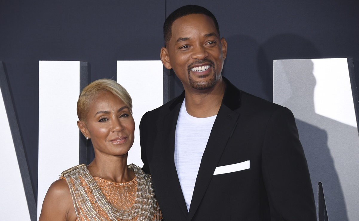 Will Smith y Jada Pinkett, una historia de amor no muy estable